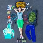 Kletterausrüstung und Zubehör