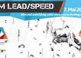 Landesmeisterschaft Vorstieg/Speed in der Kletterhalle Salzburg