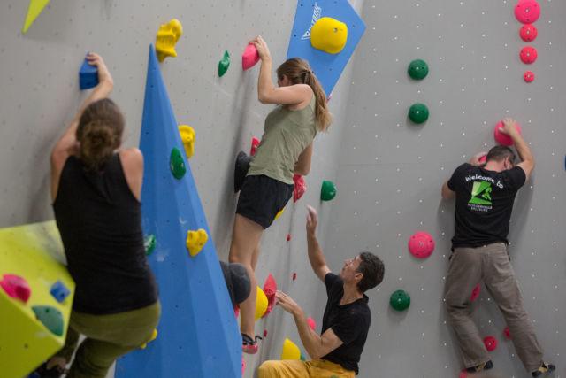 Foto: Boulderhalle