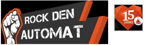 Logo Rock den Automat