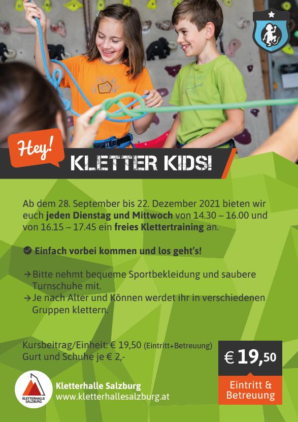 Kletter Kids